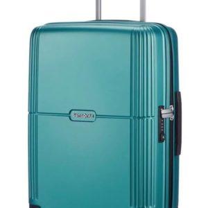 Samsonite Kabinový cestovní kufr Orfeo Spinner CC4 37 l - tyrkysová