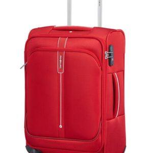 Samsonite Kabinový cestovní kufr Popsoda 55 cm 35 l - červená