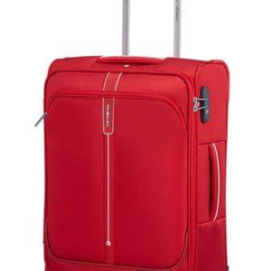 Samsonite Kabinový cestovní kufr Popsoda Upright 55 cm 41 l - červená