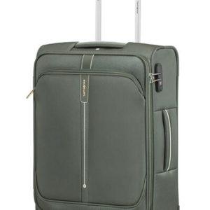 Samsonite Kabinový cestovní kufr Popsoda Upright 55 cm 41 l - šedá