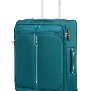 Samsonite Kabinový cestovní kufr Popsoda Upright 55 cm 41 l - tyrkysová