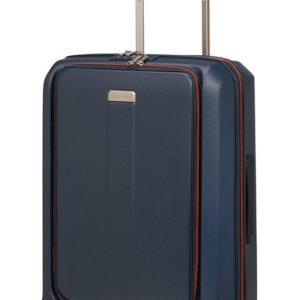 Samsonite Kabinový cestovní kufr Prodigy Spinner EXP S 40/47 l - modrá