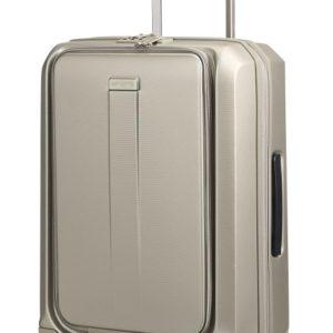 Samsonite Kabinový cestovní kufr Prodigy Spinner S 40 l - zlatá