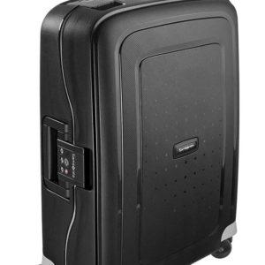 Samsonite Kabinový cestovní kufr S'Cure Spinner 10U 34 l - černá