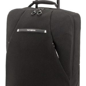 Samsonite Kabinový kufr/batoh na kolečkách Neoknit 41 l - černá
