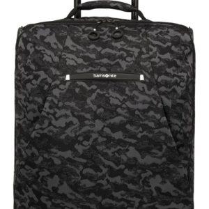 Samsonite Kabinový kufr/batoh na kolečkách Neoknit 41 l - šedá