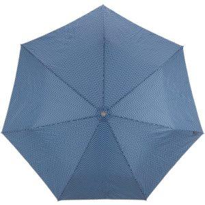 Samsonite Skládací deštník Alu Drop S 3 - modrá
