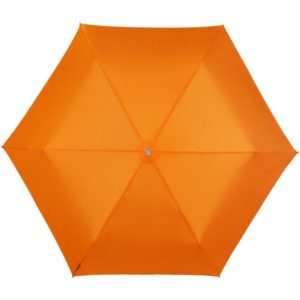 Samsonite Skládací deštník Alu Drop S 3 - oranžová