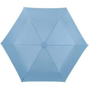 Samsonite Skládací deštník Alu Drop S 3 - světle modrá