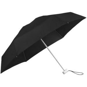 Samsonite Skládací deštník Alu Drop S - černá