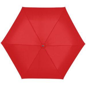 Samsonite Skládací deštník Rain Pro Ultra Mini Flat - červená