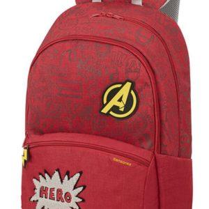 Samsonite Školní batoh Color Funtime Disney Marvel L 24 l - Marvel Avengers