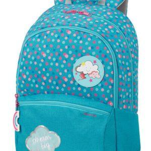 Samsonite Školní batoh Color Funtime L 24 l - modrá