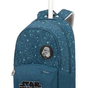 Samsonite Školní batoh na kolečkách Color Funtime Disney Star Wars 26 l - Star Wars Intergalactic