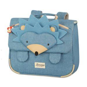 Samsonite Školní taška Happy Sammies Hedgehog Harris 8 l - modrá