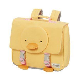 Samsonite Školní taška Happy Sammies S Duck Dodie 9 l - žlutá