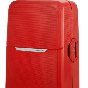 Samsonite Skořepinový cestovní kufr Magnum 104 l - červená