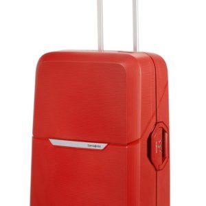 Samsonite Skořepinový cestovní kufr Magnum 82 l - červená