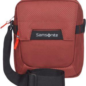 Samsonite Taška přes rameno Sonora Crossover - červená