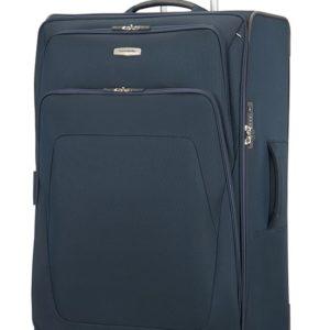 Samsonite Velký cestovní kufr Spark SNG 152/173 l - modrá