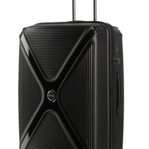 Titan Cestovní kufr Paradoxx 4w L Black Uni 113 l