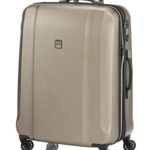 Titan Cestovní skořepinový kufr Xenon Deluxe M+ 103/117 l