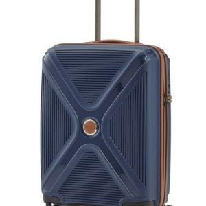 Titan Kabinový cestovní kufr Paradoxx 4w S Navy 40 l