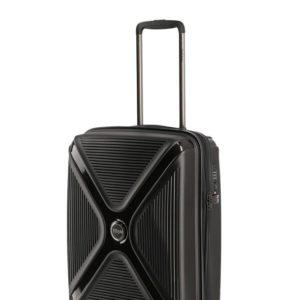 Titan Kabinový kufr Paradoxx 4w S Black Uni 40 l