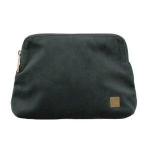 Titan Kosmetická taška Barbara Velvet Cosmetic Bag Forest Green