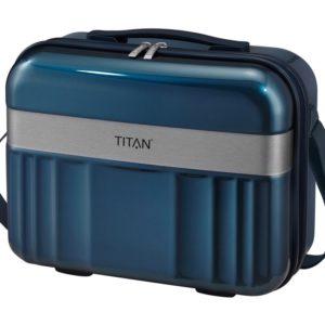 Titan Kosmetický kufřík Spotlight Flash Beauty case North sea 21 l