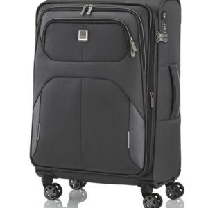 Titan Látkový cestovní kufr Nonstop 4w M Anthracite 74/85
