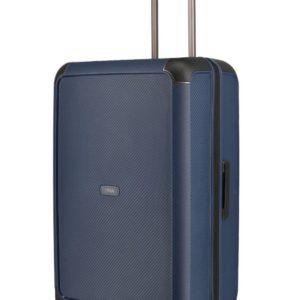 Titan Skořepinový cestovní kufr Compax 4w L Navy 104 l
