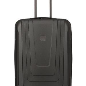 Titan Skořepinový cestovní kufr X-ray Pro M+ Atomic Steel 87 l