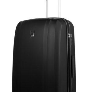 Titan Skořepinový cestovní kufr Xenon 4w L Black 107 l