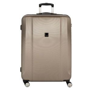 Titan Skořepinový cestovní kufr Xenon Champagne 113 l