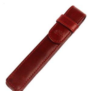 Tony Perotti Kožené pouzdro na tužku Italico 2572-1 - červená