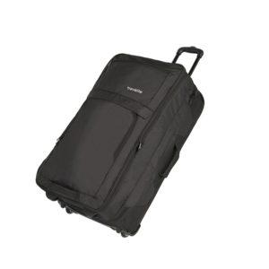 Travelite Cestovní taška Basics Doubledecker Black 100/127 l