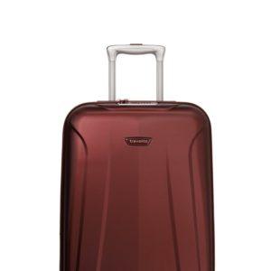 Travelite Kabinový cestovná kufr Elbe 4w S Red 37 l