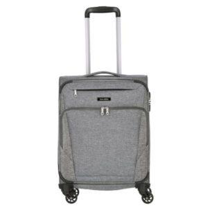 Travelite Kabinový cestovní kufr Jakku 4w S Anthracite 33 l