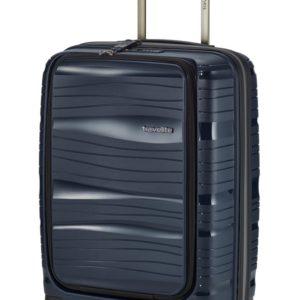 Travelite Kabinový cestovní kufr Motion S Front pocket Navy 43 l