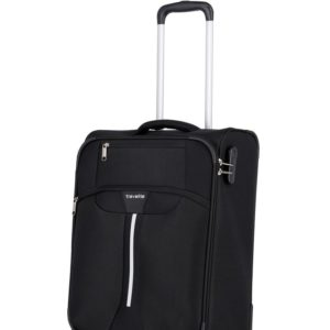 Travelite Kabinový cestovní kufr Speedline 2w S Black 35 l