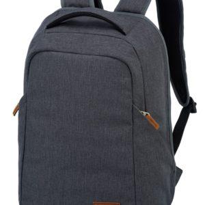 Travelite Městský batoh Basics Safety Anthracite 23 l