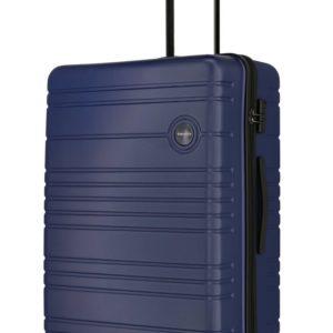 Travelite Skořepinový cestovní kufr Roadtrip L Navy 97 l