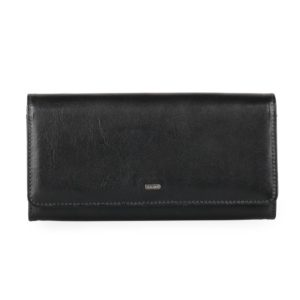 Uniko Dámská kožená peněženka 317610 - černá