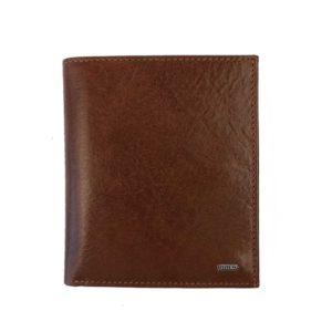 Uniko Kožená pánská peněženka 204399 - hnědá