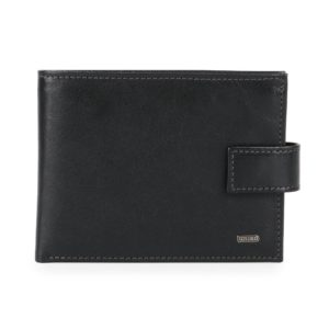 Uniko Pánská kožená peněženka 214806-601 - černá