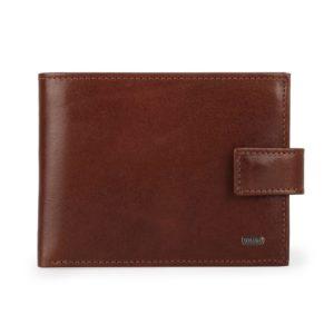 Uniko Pánská kožená peněženka 214806-601 - hnědá