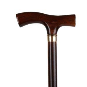 Walking sticks Dřevěná vycházková hůl  81 hnědá
