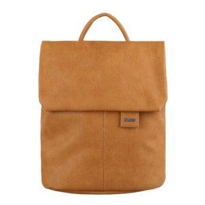 Zwei Dámský batoh Mademoiselle  MR8 Canvas 4 l - tmavě oranžová
