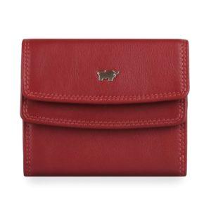 Braun Büffel Dámská kožená peněženka Golf 2.0 90115-051 - červená